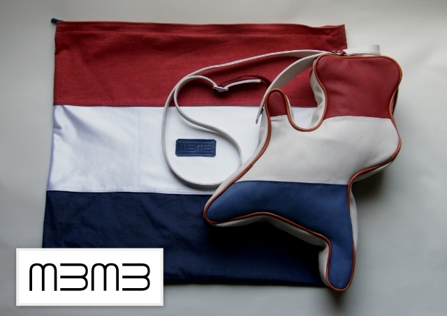 Collage nederland tas met logo