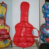 Collage gitaarhoes