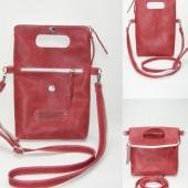 schoudertas ipad tas rood